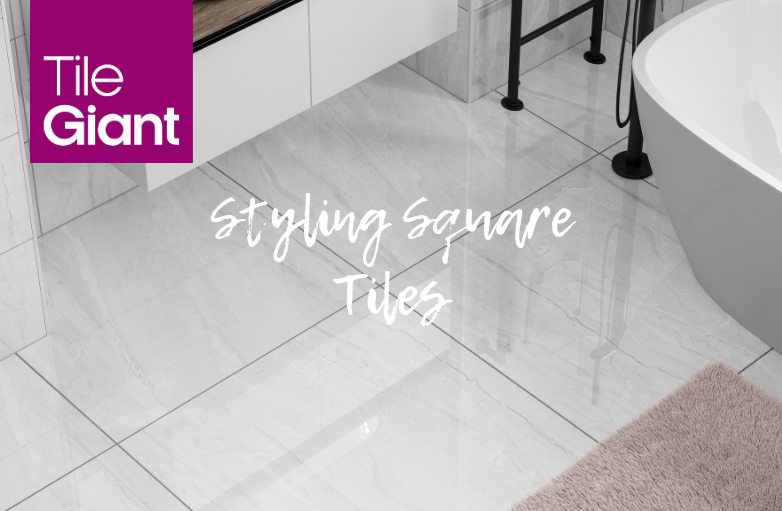 How To Style Square Tiles