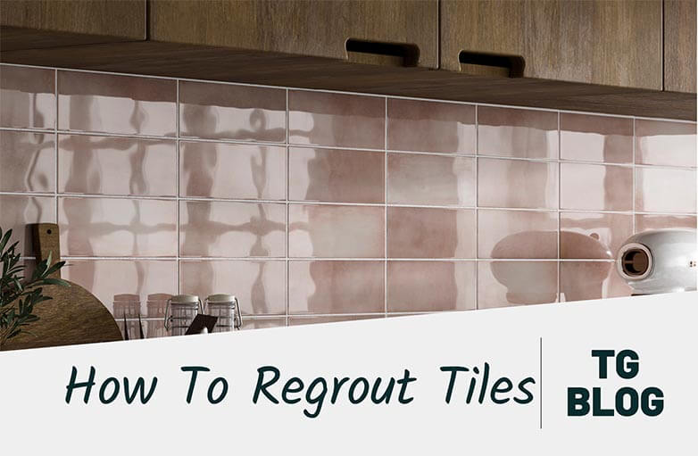 How To Regrout Tiles