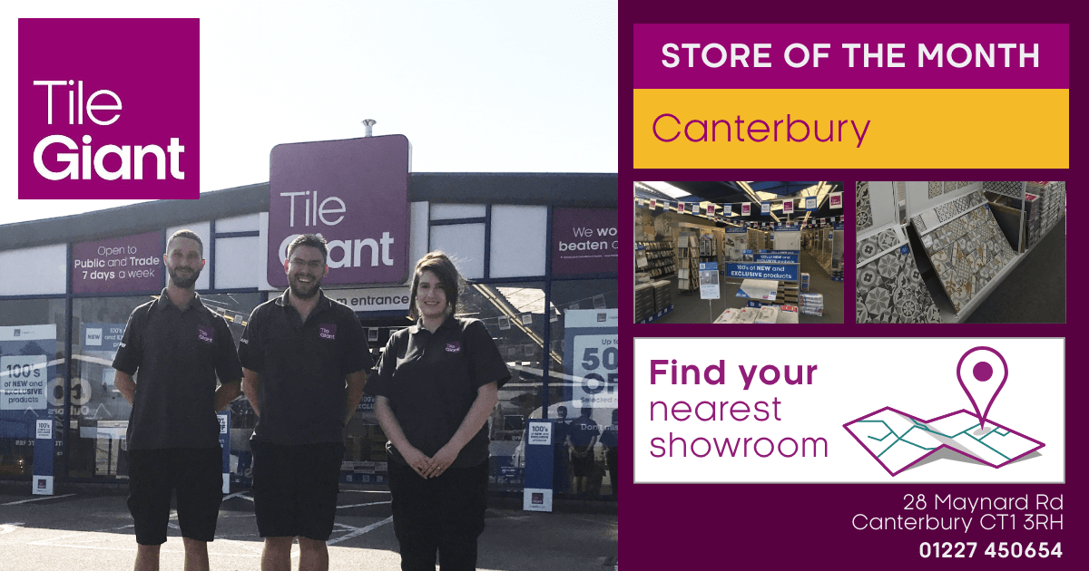 Store of the Month: Canterbury