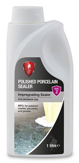 LTP Polished Porcelain MPG Tile Sealer 1ltr