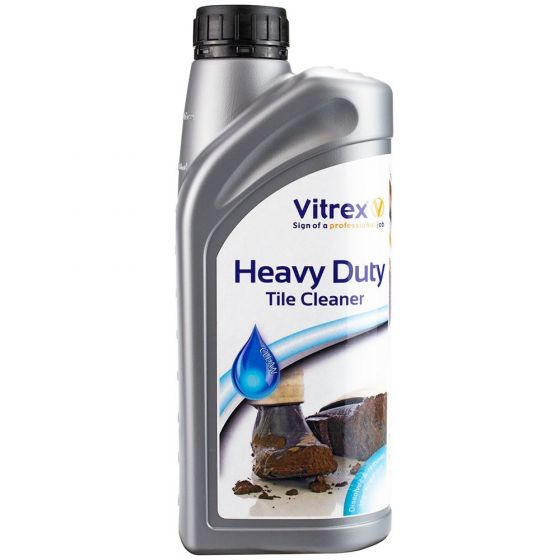 Vitrex Heavy Duty Tile Cleaner 1 Litre