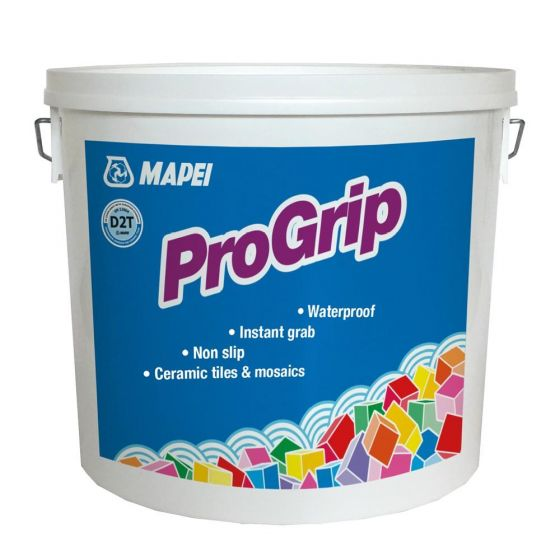 Mapei Pro Grip D2 Wall Tile Adhesive 15kg