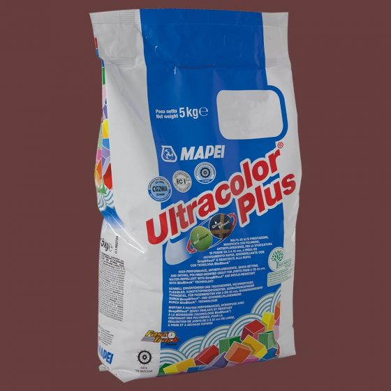 Ultracolour Plus Chocolate (144) Flexible Wall & Floor Grout 5Kg