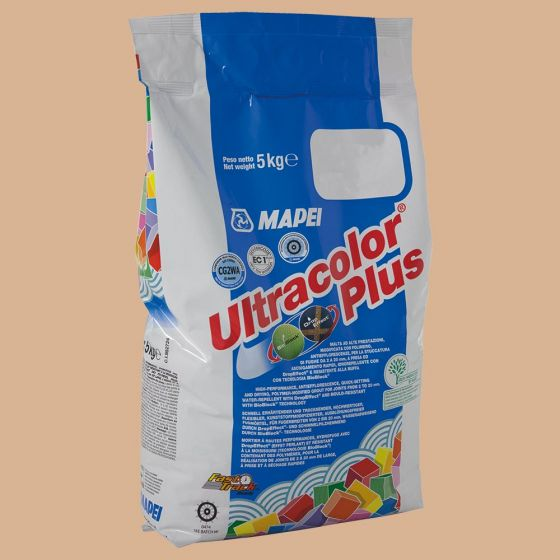Ultracolour Plus Limestone (299) Flexible Wall & Floor Grout 5kg