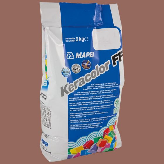 Keracolour FF Brown (142) Wall & Floor Grout 5kg