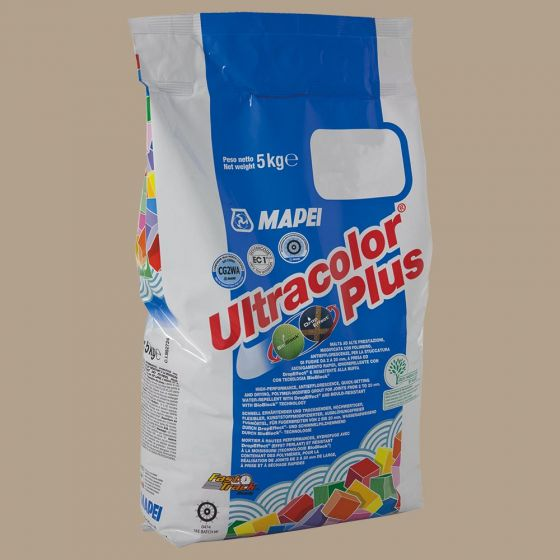 Ultracolour Plus Sand (133) Flexible Wall & Floor Grout 5kg