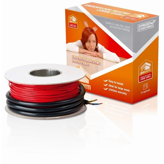 ProWarm Loose Cable - 10.6m??