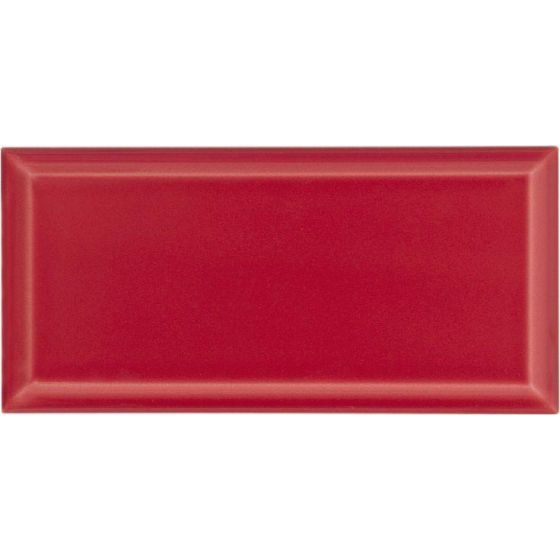Deep Metro Red 100x200