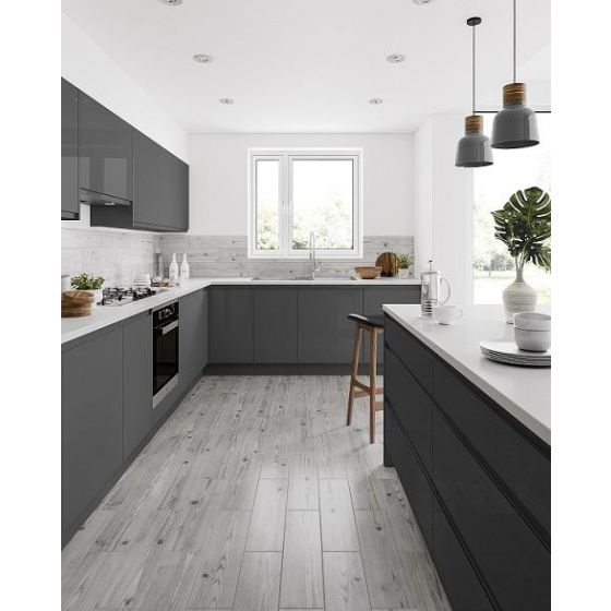 Rowan Wood Effect Grey 150 x 600