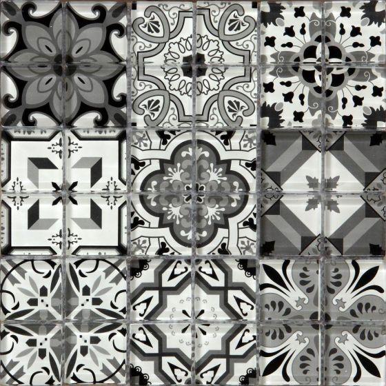 Geo Moroccan Mosaic