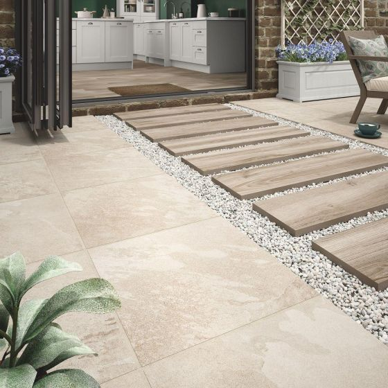 Flow Natural 20mm Rectified 295x1200