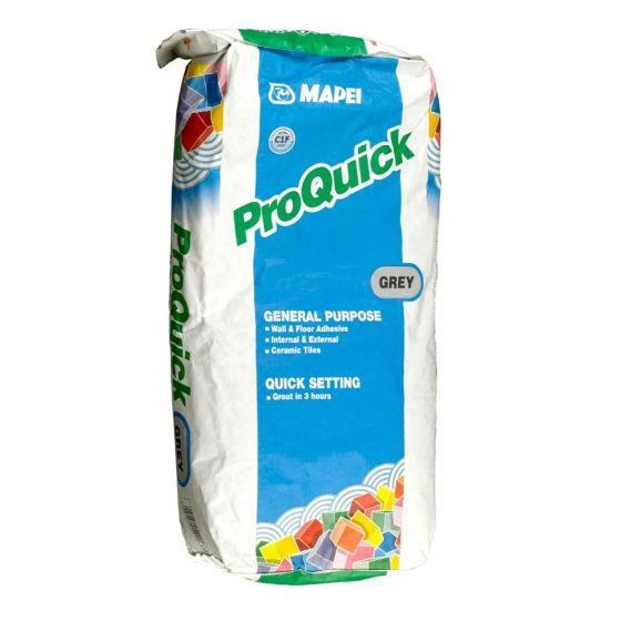 Mapei Pro Quick Wall/Floor Tile Adhesive 20kg