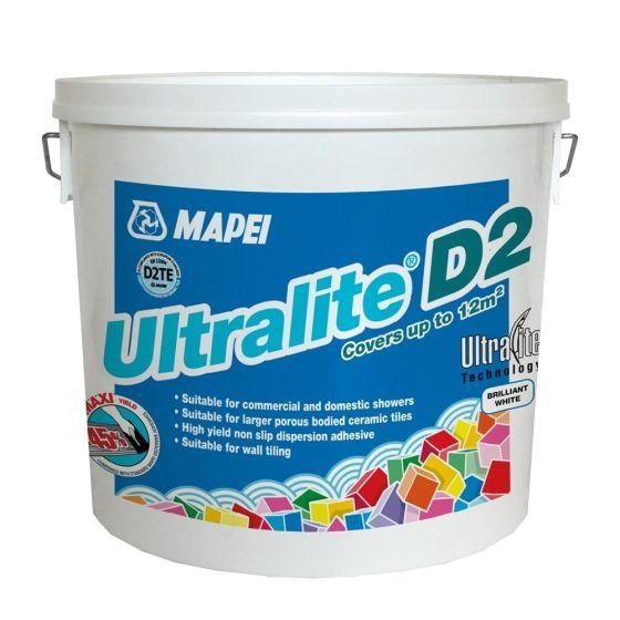 Mapei Ultralite D2 Wall Tile Adhesive 12.5kg