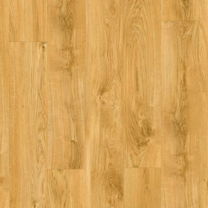 Balance Classic Oak Effect Natural Luxury Vinyl Flooring by Quic