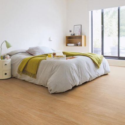 Balance Select Oak Effect Natural Luxury Vinyl Flooring by Quick
