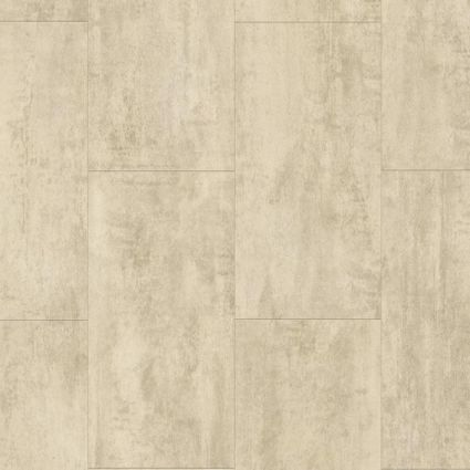 Quickstep Livyn Ambient Cream Travertine AMCL40046 Vinyl Floorin
