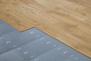 Quickstep Livyn Luxury Vinyl Tile Underlay Basic (15m?? roll)