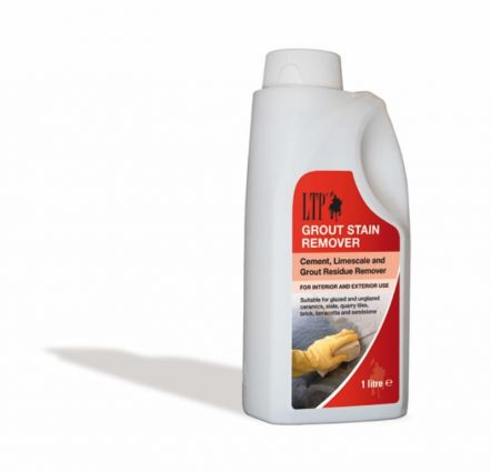 LTP Cement & Grout Stain Remover 1Ltr
