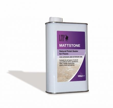 LTP Mattstone Natural Stone Sealer 500ml