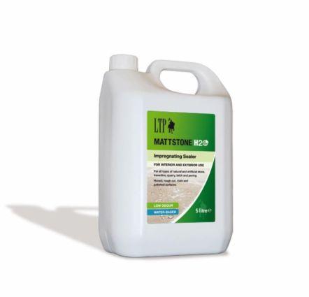 LTP Mattstone H2O Stone Sealer 5ltr