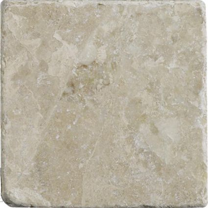 Vanilla Cream Tumbled Marble