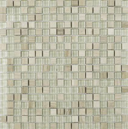 Cedar Wood Mosaic