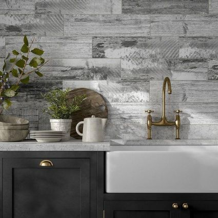 Puzzlewood Grey 150x600
