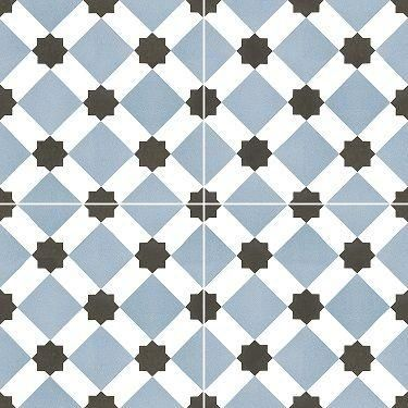 Ornamental Howard Blue 450x450