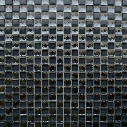 Crystal Grey Mosaic 300x300
