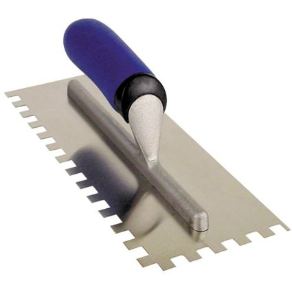 Vitrex Professional Adhesive Trowel 10mm Square Notch