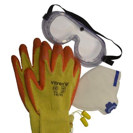 Vitrex Safety Kit