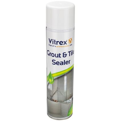 Vitrex Grout & Tile Sealer 600ml