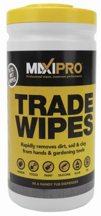 MaxiPro Trade Wipes 80 Sheets (Non-Textured)