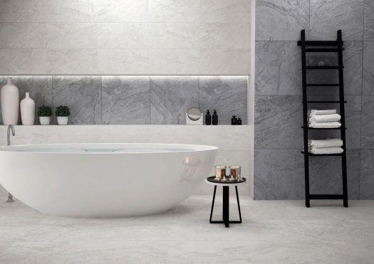 Murale Dark Grey 300x600