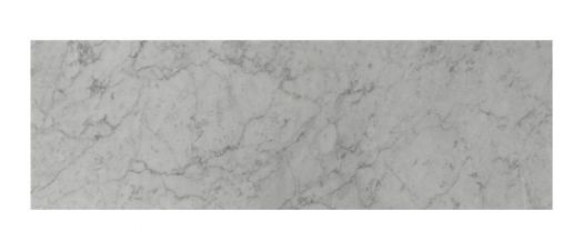 Carrara Polished Marble 305x923