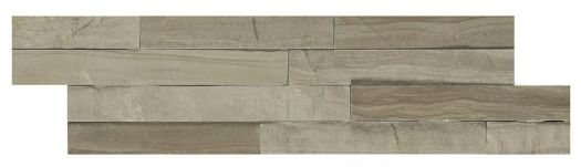 Cedar Dark Split Face Mosaic 100x360