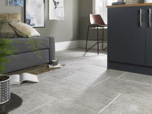 Keswick Brown Tumbled Limestone 400x900