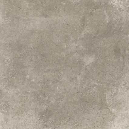 Tectonic Grey Porcelain Tile 600x600