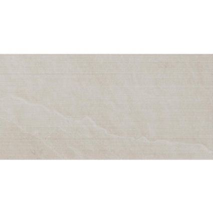 Seed White Decor Ceramic Wall Tile 250x500
