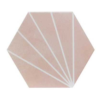 Alexa Hex™ Blush Pink Matt