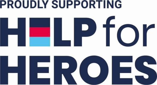 Help For Heroes Donation £25