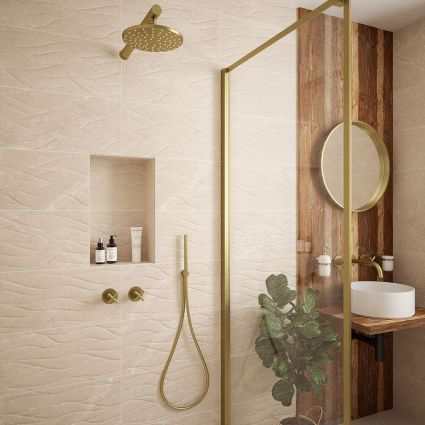 Acton Beige Decor 250x500