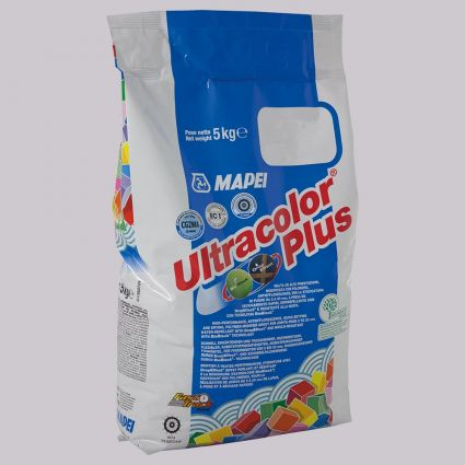 Mapei Ultracolor Plus Manhattan (110) Wall & Floor Grout 5kg