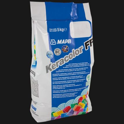 Keracolour FF Black (120) Wall & Floor Grout 5kg