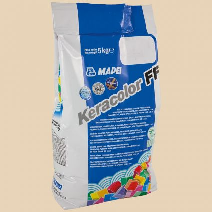 Keracolour FF Beige (132) Wall & Floor Grout 5kg