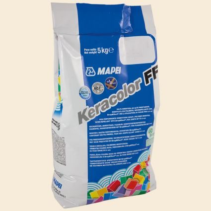 Keracolour FF Jasmine 9130) Wall & Floor Grout 5kg