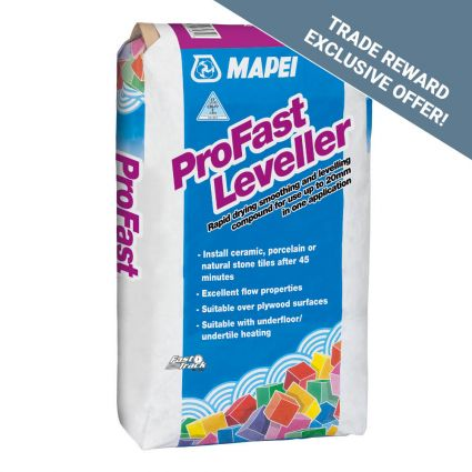Mapei Pro Fast Leveller 2-20mm 20kg
