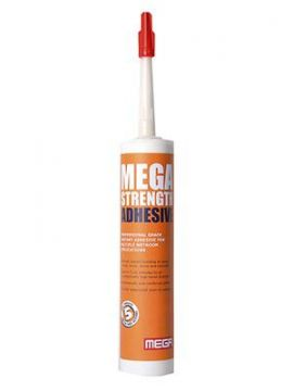 Mega Strength Adhesive for No More Ply
