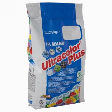 Ultracolour Plus White (100) Flexible Wall & Floor Grout 5kg