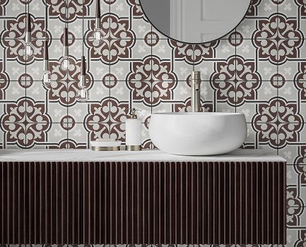 Adorne Bathroom Wall Tile